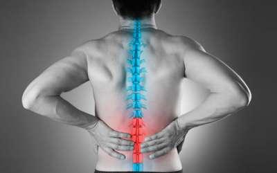 Težave s hrbtenico