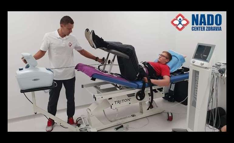 Dekompresijska terapija hrbtenice
